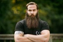 Zeus Beards / The Zeus man is a strong, independent individual who enjoys an active lifestyle that is supported by the choice to embrace his manhood.  #beards #bearded #beardlife #zeusbeard #beardedmen