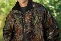 CAMO / Camouflaged Clothing