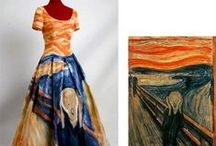 Fashion: Art Inspired Fashion