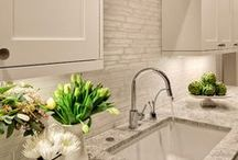 Home Beautiful Kitchens / Check out these pins for a fully functioning and oh-so-awesome kitchen.