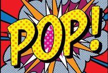 InspiredBy: Pop Art