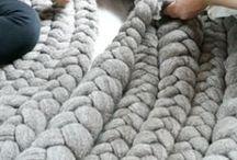 braiding - patterns / Flechten - Muster / by Faden.Design. Christine Ober