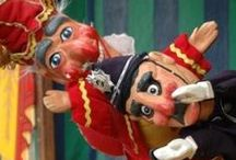 Punch & Judy [9 May] / Traditionally seen as Punch's birthday following his first show in the UK on 9 May 1662