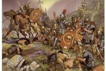 historie / Historie, Bitvy, Zbroj, Zbraně