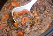 slow cooker recipes / Delicious Recipes for your slow cooker. Fix It and forget it.