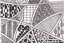 InspiredBy: Zentangles