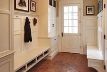 Mud room / Downstairs entry