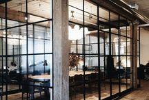 Inspiring Spaces / Inspiring work spaces