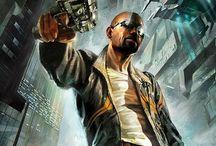 S:Core - Shadowrunners / Shadowrun - Cyberpunk - Shadowrunners