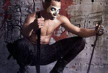 S:Core - Gangs & Street Punks / Shadowrun - Cyberpunk - Gang Members & Street Punks