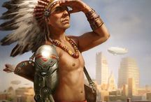 S:Core - Tribal / Shadowrun - Native American and neo-tribal Characters