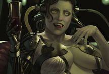 S:Core - HMHVV-Infected / Shadowrun - Vampires - Ghouls - Banshees - Wendigos - Nosferatu - Loup-Garou - Dzoo-Noo-Qua - HMHVV-Mutations