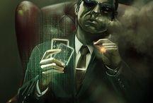 S:Core - Organized Crime / Shadowrun - Cyberpunk - Mafia - Yakuza - Triads