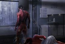 S:Core Indoors / Cyberpunk & Shadowrun Labs, Nightclubs, Apartments etc.