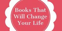 Books That Will Change Your Life / Inspiring and helpful books for healing autoimmunity, balancing life and doing business.