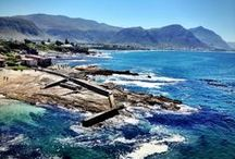 Beautiful views in Hermanus / Life is not about how many breaths you take but how many take your breath away.