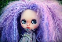 My doll faceup and customizations / Blythe Pullip Bjd
