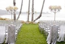 Silver Theme / Silver Destination Wedding Theme Ideas