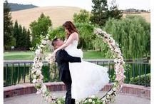 Arch & Chuppa / Ceremony Arch & Chuppa Destination Weddings Decorations Ideas: