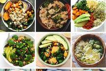 Recipes ! / Mes coups de cœurs et sélections d'idées recettes de plats équilibrés ou très gourmands à piocher !