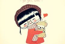 Love and winter