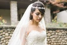 Veils / Wedding Veil Inspirations