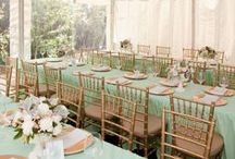 Mint Green Weddings / Mint Green Destination Weddings Theme Inspirations