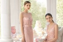 Sequin Bridesmaid Dresses / 2015 Sequin Bridesmaid Dress Ideas by Airebarcelona