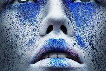 MAKEUP: Inspiration / Inspirational make-up design.