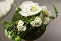 Extraordinary flowers / A collection of the most unusual approaches to floral design I have found