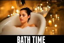 Relaxing Bath / How to make the most out of your bath time.