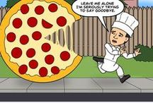 Chef Jeff Comics / Funny Comics from Chef Jeff