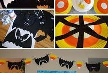 Halloween Crafts, Food, and Traditions!