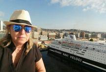 mis viajes / Viajando