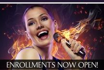 Singing Academy / See inside the Singer's Secret Academy, be inspired by success stories, and find out when special offers are on.
