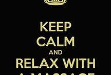 I am a masseur