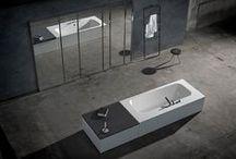 Ka / Ka bathroom collection. Designed by Francesc Rifé for Inbani.