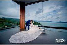 Wedding / Modern Wedding Studio Phuket is the best professional wedding studio in Phuket with many professional photographer teams.