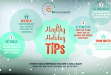 25 Healthyroads Healthy Holiday Tips! / 25 Healthy Holiday Tips to stay on track over the holiday season!  / by Healthyroads