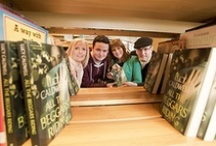 """One City One Book 2013 / The Arts Council of Northern Ireland are delighted to announce that this year's chosen One City One Book is """"All the Beggars Riding"""" by Belfast author Lucy Caldwell."""