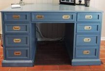Restore & Repurpose Ideas / Some great DIY and repurposing ideas for items that can be found in our ReStore! / by Greater Cleveland Habitat for Humanity ReStore