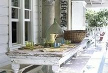 Outdoor lifestyle / Gorgeous, clever ideas for outdoor living
