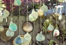Home again / Clever re-use of everyday items, every little helps in a bid to 'be green'
