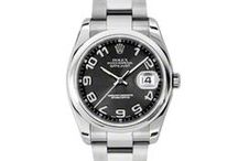 Men's Stainless Steel Datejusts / Men's Stainless Steel Datejusts