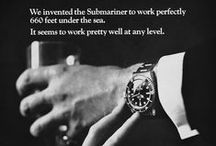 Vintage Rolex Advertisements / Take a walk through the rich, deep history of Rolex as we see vintage advertisements from the brand that span the past 100 years.