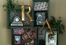 Crafty Home Decor / Ideas for jazzing up your home with great finds from the ReStore / by Greater Cleveland Habitat for Humanity ReStore