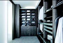 Drømmegarderober / Vores garderober og indretningsmuligheder skaber orden og overblik.