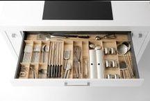 Køkkenindretning / Der skal være orden og overblik
