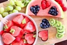 Healthy Valentine's Day Ideas 2014 / Try these healthy recipes that are perfect for you and your sweetie without the guilt!