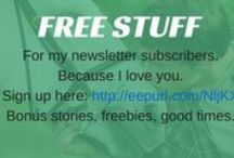 For Readers / Fun stuff for readers!